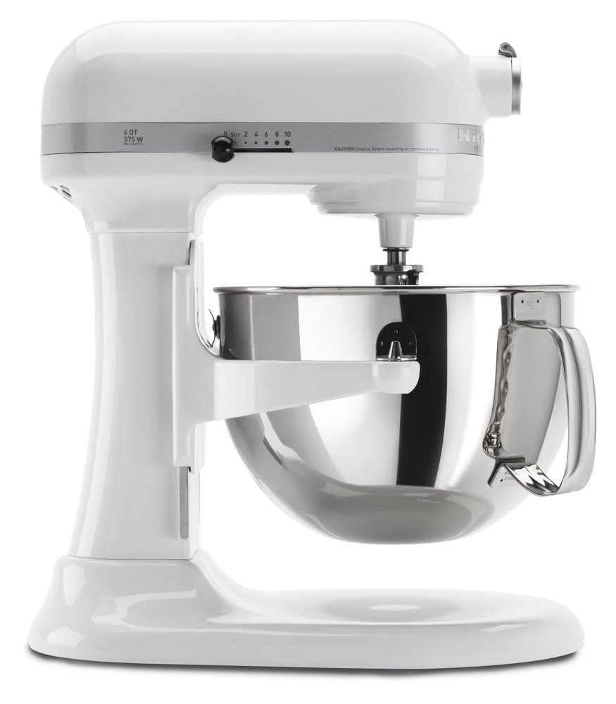Kitchen aid 6 quart mixer - Kitchenaid Kp26m1xnp Pro 6 Quart Stand Review