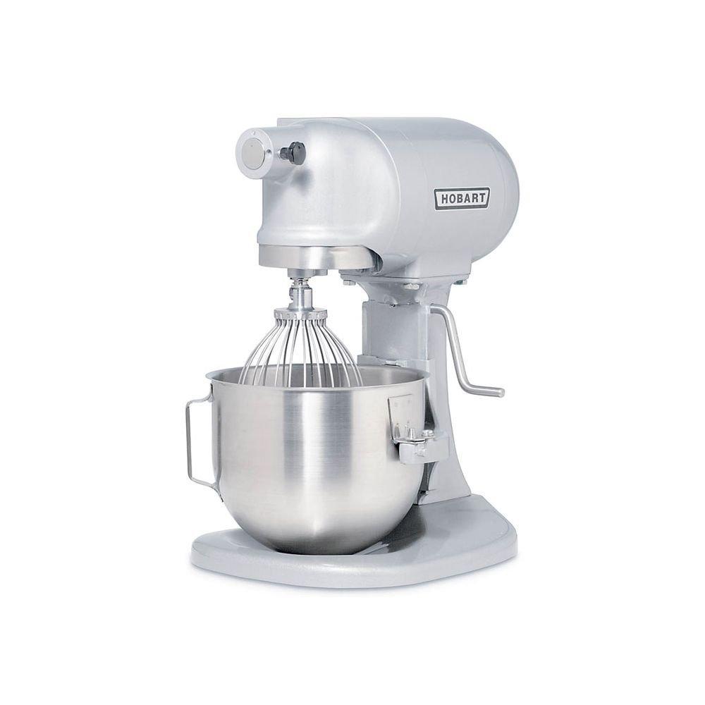 Hobart N50 5 Quart Countertop Mixer Review | Commercial Mixer Review ...